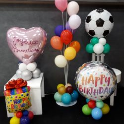 Compositions ballons